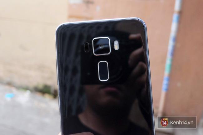 Cận cảnh ZenFone 3 sắp bán ra tại Việt Nam: 4 GB RAM, bộ nhớ trong 64 GB - Ảnh 5.