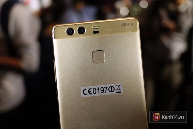 Huawei ra P9 với camera kép do thương hiệu danh tiếng Leica sản xuất, giá gần 11 triệu - Ảnh 9.