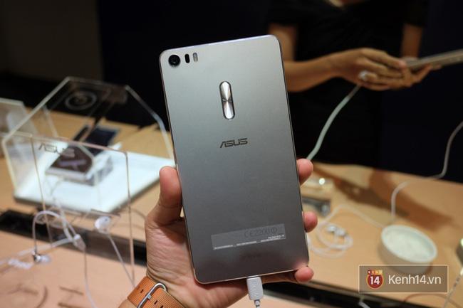 ASUS tung ra cùng lúc 5 điện thoại tại Việt Nam, giá cao nhất 18,5 triệu đồng - Ảnh 4.