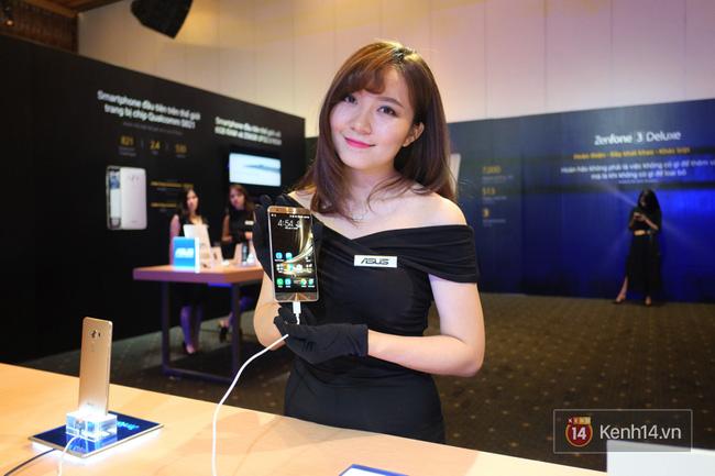 ASUS tung ra cùng lúc 5 điện thoại tại Việt Nam, giá cao nhất 18,5 triệu đồng - Ảnh 2.