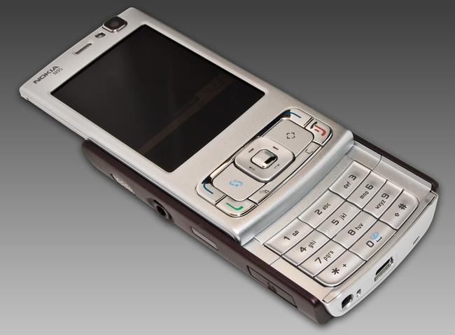 Điểm danh 7 đối thủ lớn nhất của... iPhone đời đầu - Ảnh 5.