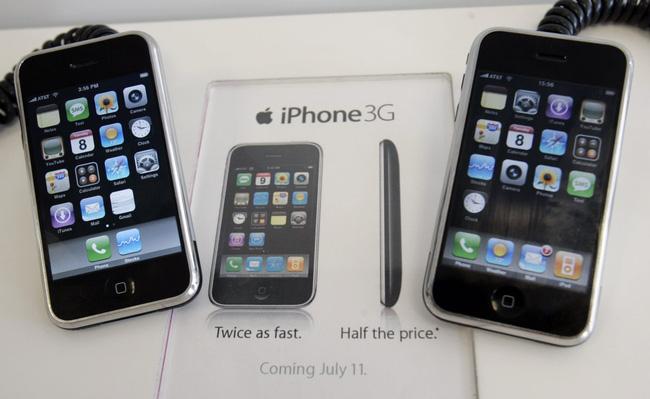 Ngắm mẫu thiết kế xấu không nuốt nổi và những hạn chế của chiếc iPhone đầu tiên - Ảnh 15.