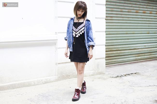 Street style giới trẻ: Hà Nội phá cách, áp đảo Sài Gòn hiền lành đến bất ngờ - Ảnh 19.