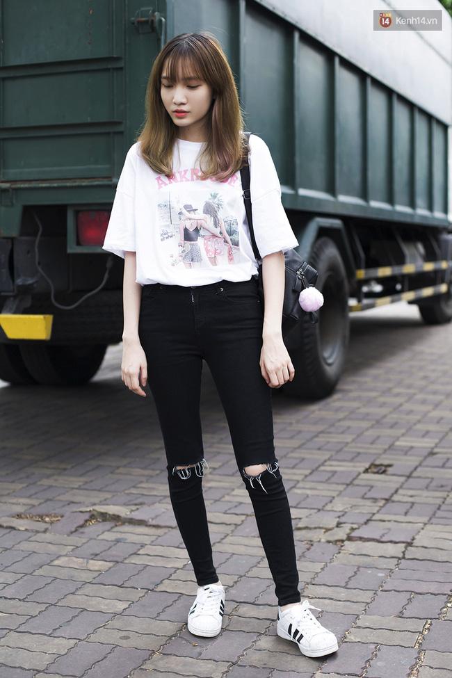 Street style giới trẻ: Hà Nội phá cách, áp đảo Sài Gòn hiền lành đến bất ngờ - Ảnh 17.