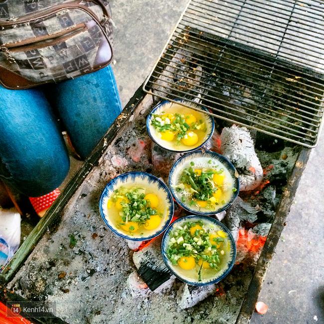 Món mới siêu hot ở Đà Nẵng: Trứng cút đút than với phô mai! - Ảnh 5.