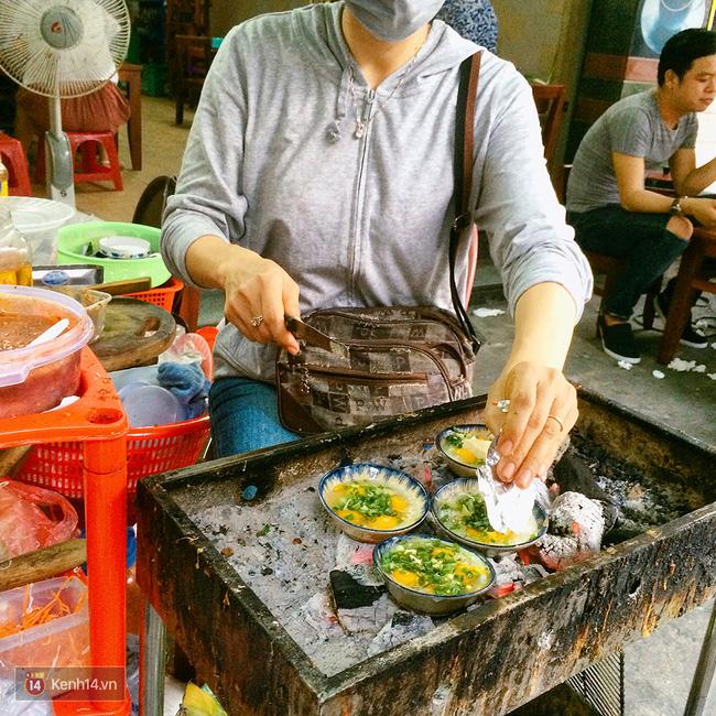 Món mới siêu hot ở Đà Nẵng: Trứng cút đút than với phô mai! - Ảnh 6.