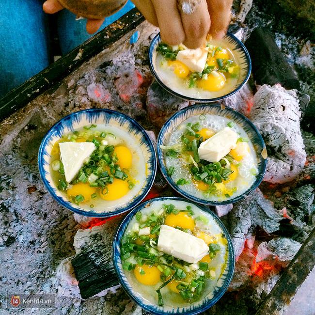 Món mới siêu hot ở Đà Nẵng: Trứng cút đút than với phô mai! - Ảnh 7.