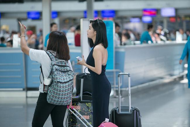 Miu Lê xuất hiện gợi cảm, chuẩn bị gặp dàn sao hot nhất Châu Á - Ảnh 7.