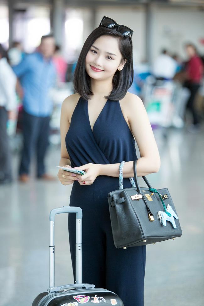 Miu Lê xuất hiện gợi cảm, chuẩn bị gặp dàn sao hot nhất Châu Á - Ảnh 9.