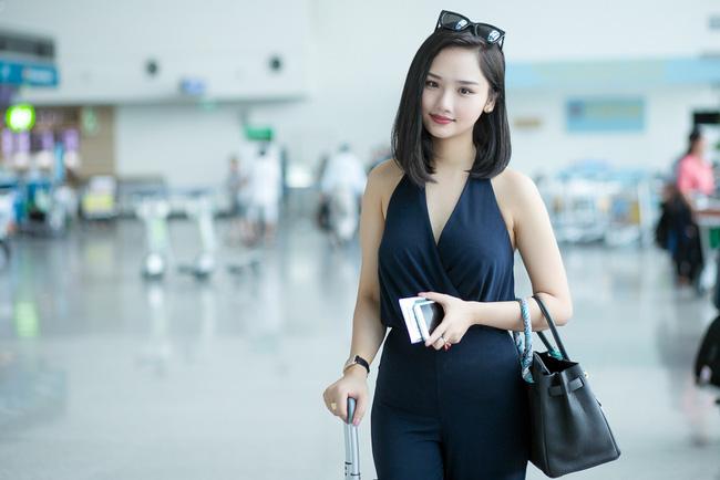 Miu Lê xuất hiện gợi cảm, chuẩn bị gặp dàn sao hot nhất Châu Á - Ảnh 11.