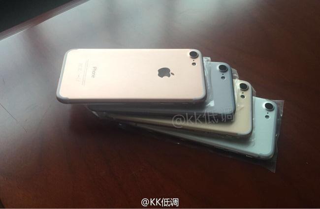 Hình ảnh rò rỉ mới nhất về iPhone 7 có thể làm nhiều người thất vọng - Ảnh 2.