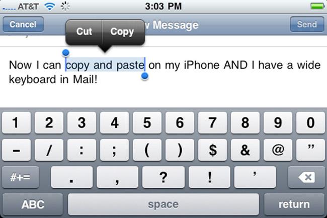 Ngắm mẫu thiết kế xấu không nuốt nổi và những hạn chế của chiếc iPhone đầu tiên - Ảnh 16.