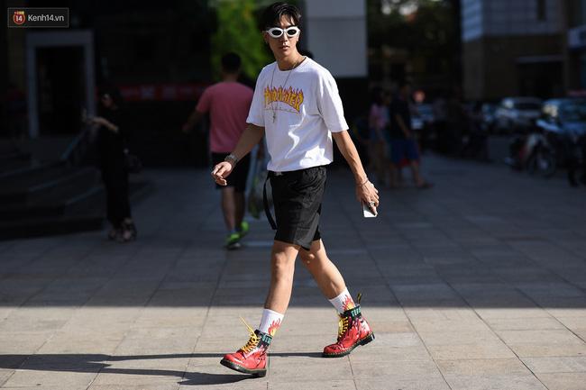 Street style giới trẻ: Hà Nội phá cách, áp đảo Sài Gòn hiền lành đến bất ngờ - Ảnh 9.