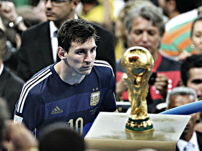 Messi đang rất mơ và khát vọng về chiếc cup Copa America