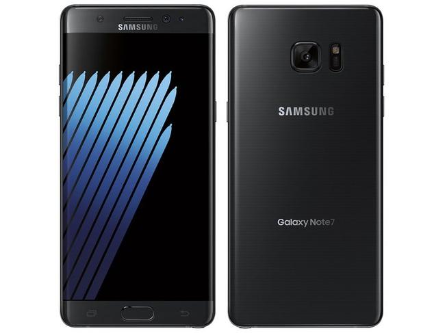 Samsung Galaxy Note 7 rò rỉ rõ nét với màn hình cong ấn tượng