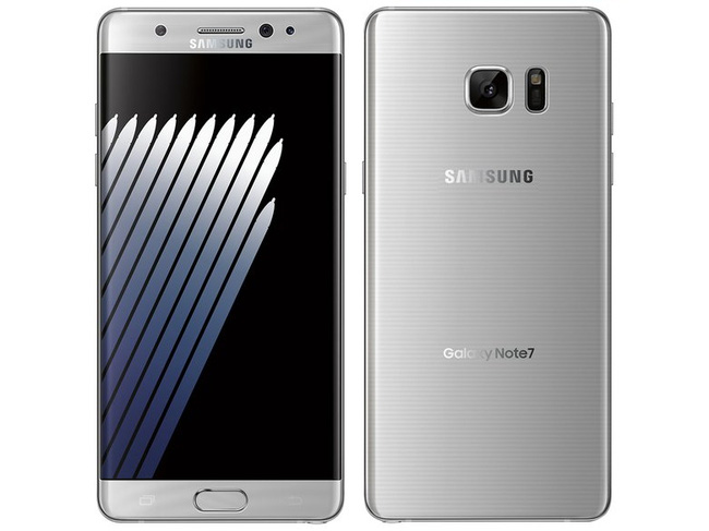 Samsung Galaxy Note 7 rò rỉ rõ nét với màn hình cong ấn tượng - Ảnh 2.