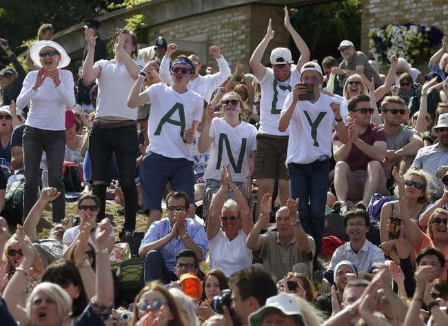 Murray vô địch Wimbledon 2016 - Ảnh 5.