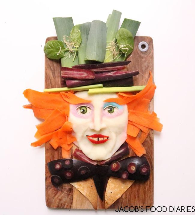 Dụ dỗ hội nhi đồng lười ăn rau bằng những suất ăn hoạt hình siêu dễ thương - Ảnh 7.