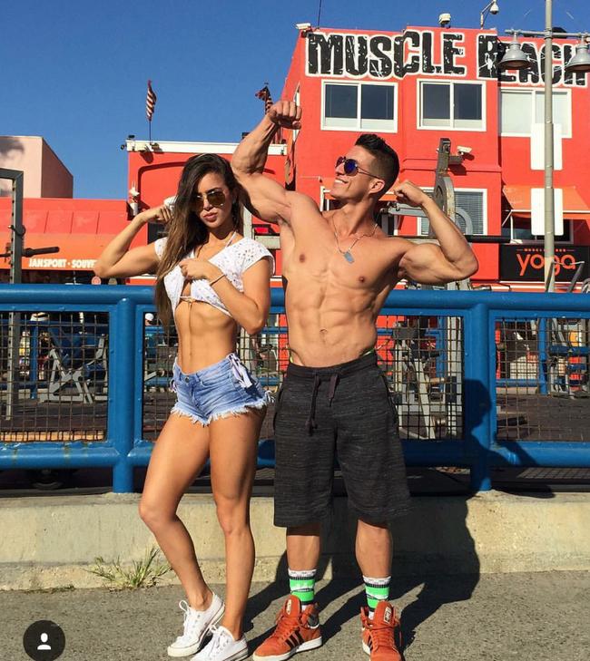 Cặp đôi phòng gym sexy nhất trên Instagram là đây chứ đâu! - Ảnh 9.