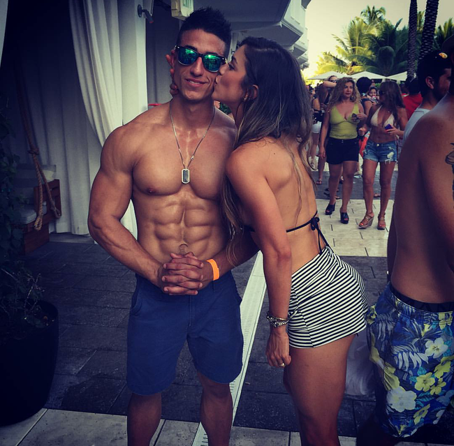 Cặp đôi phòng gym sexy nhất trên Instagram là đây chứ đâu! - Ảnh 20.