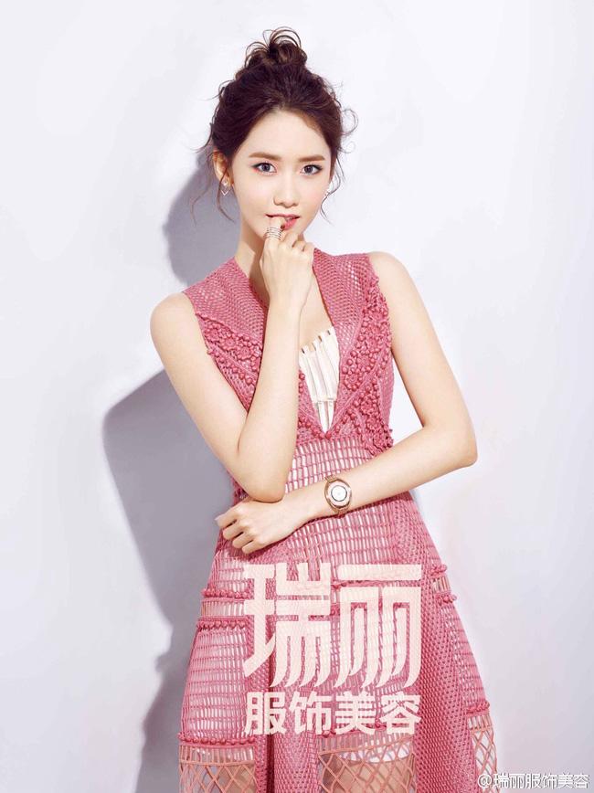 Lộ hẳn áo ngực trên tạp chí, Yoona đã không còn là Yoona của ngày hôm qua! - Ảnh 2.