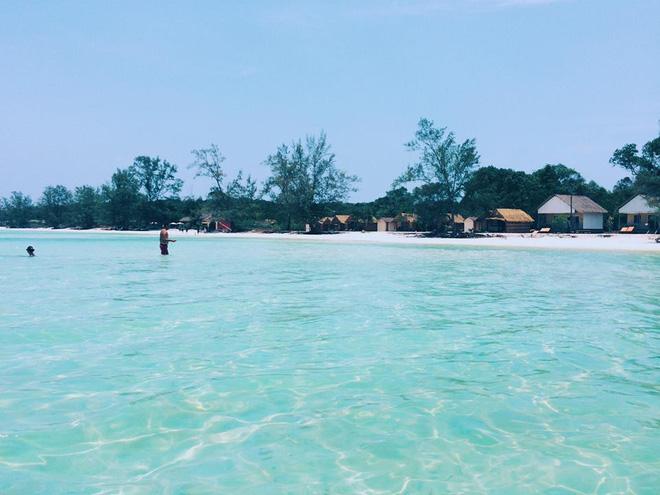 Bộ 3 bãi biển thiên đường ở Campuchia: Rẻ, gần và đẹp lung linh - Ảnh 2.