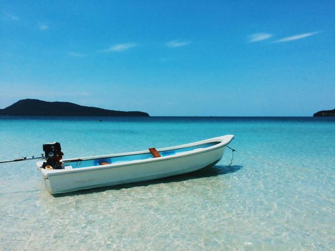 Bộ 3 bãi biển thiên đường ở Campuchia: Rẻ, gần và đẹp lung linh - Ảnh 7.