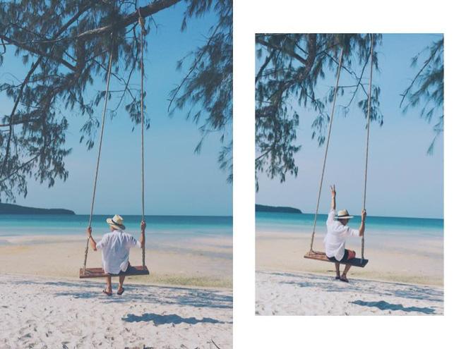 Bộ 3 bãi biển thiên đường ở Campuchia: Rẻ, gần và đẹp lung linh - Ảnh 24.
