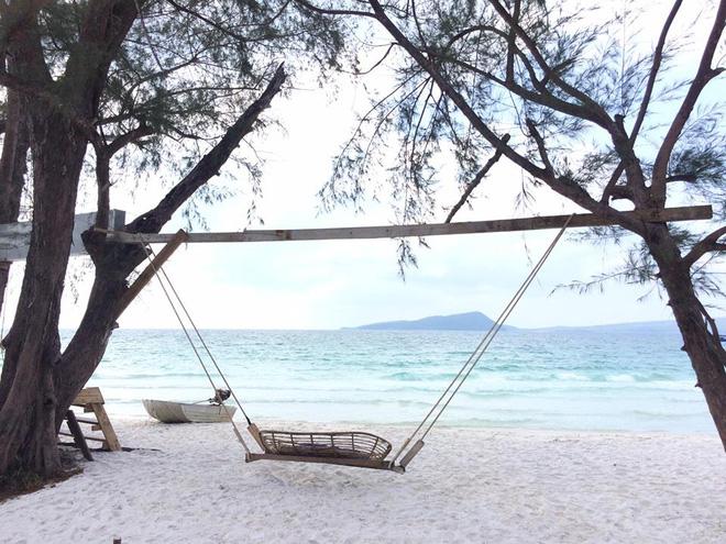 Bộ 3 bãi biển thiên đường ở Campuchia: Rẻ, gần và đẹp lung linh - Ảnh 26.