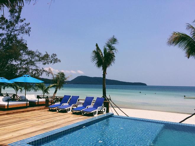 Bộ 3 bãi biển thiên đường ở Campuchia: Rẻ, gần và đẹp lung linh - Ảnh 10.