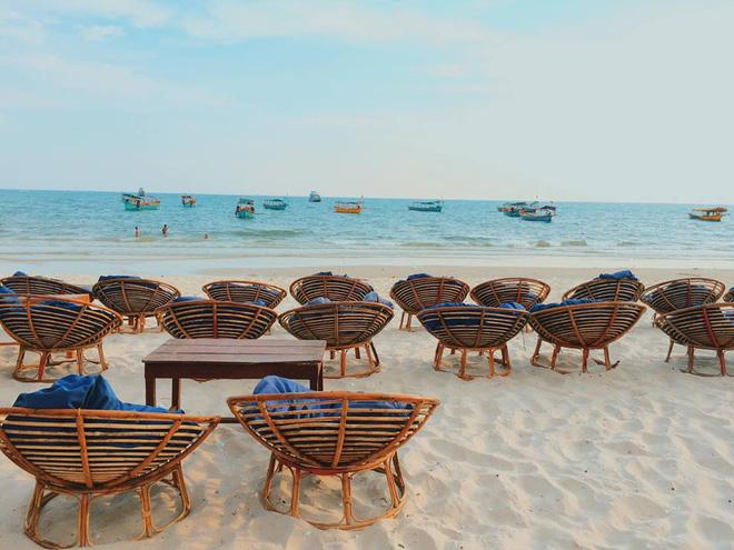Bộ 3 bãi biển thiên đường ở Campuchia: Rẻ, gần và đẹp lung linh - Ảnh 3.