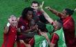 Hòa 5 trận vẫn đi tiếp, Bồ Đào Nha gặp may?