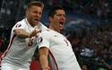 (Hiệp 1) Ba Lan 1-0 Bồ Đào Nha: Bàn thắng sớm của Robert Lewandowski