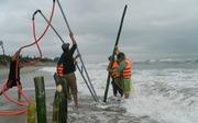 Hội An được hỗ trợ 300.000 Euro để khắc phục sạt lở biển Cửa Đại