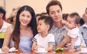 """Sau 7 năm vun vén, vợ chồng Đăng Khôi nhận danh hiệu """"Gia đình hạnh phúc tiêu biểu"""""""