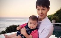 Phim Chương Tử Di khoe ảnh Song Joong Ki bế bồng con gái rượu-2016