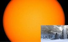 """Mặt trời đang """"dễ thương"""" nhất trong suốt 100 năm qua và nguy cơ hình thành kỷ băng hà mini"""