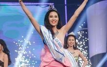 Diệu Ngọc chiến thắng, là đại diện của Việt Nam thi Hoa hậu Thế giới 2016