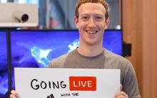 Đúng 23 giờ 55 đêm nay (1/6) Facebook sẽ phát video trực tiếp từ ngoài trái đất