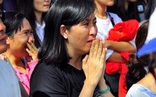 Học sinh đưa tiễn cô giáo tử vong trong tai nạn thảm khốc