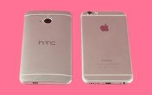 """HTC: """"Apple mới là kẻ bắt chước chúng tôi"""""""