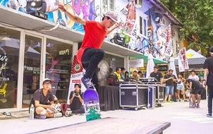 """Skater Sài thành """"hết mình"""" với Vans Go Skateboarding Day"""