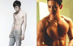 Thân hình quá khứ - hiện tại của những mỹ nam Hàn này sẽ khiến bạn tin vào sự kỳ diệu của tập luyện