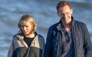 Hạnh phúc cực độ, Taylor Swift đã bắt đầu sáng tác về Tom Hiddleston