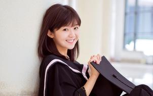 """Loạt ảnh những """"nữ thần giảng đường"""" Trung Quốc xinh như mơ trong ngày tốt nghiệp"""