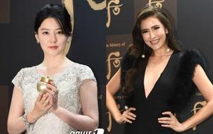 Lee Young Ae minh chứng vẻ đẹp nữ thần ngày trở lại, đọ sắc lộng lẫy bên người đẹp Thái