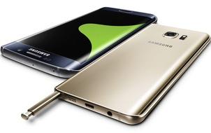 Rò rỉ thông số cấu hình cực khủng của Samsung Galaxy Note 7