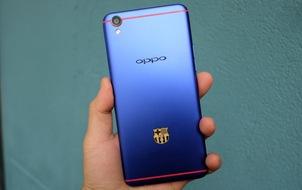 Là fan ruột của Barcelona, tuyệt đối không được bỏ qua chiếc smartphone này