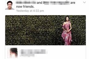 """Làm theo hướng dẫn này, tha hồ """"thả thính"""" trên Facebook mà chả ai phát hiện"""