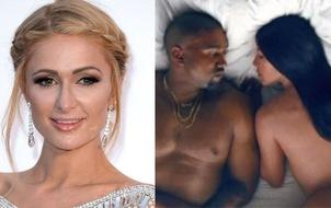 """Paris Hilton nhắc Kanye West: Tôi đã làm """"con khốn"""" của anh nổi tiếng!"""